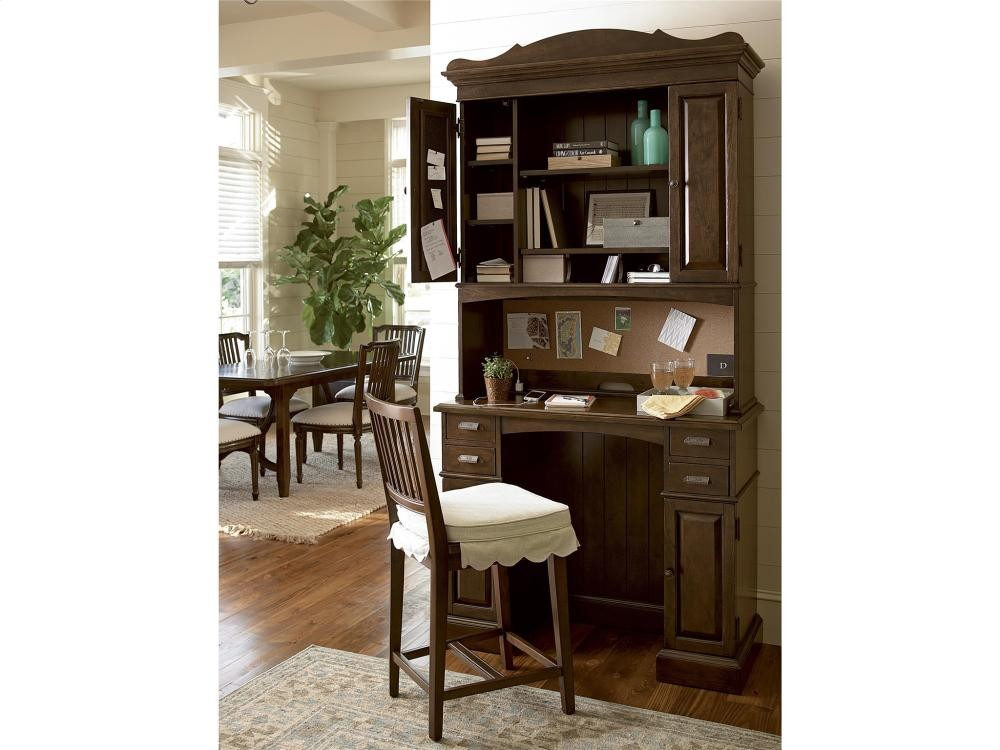 PAULA DEEN HOME Family Organizer Desk With Hutch River