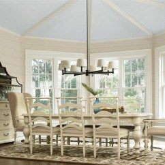 Paula Deen Home Living Room Furniture White Luxury Curtains River House Arm Chair Boat Side Chairs
