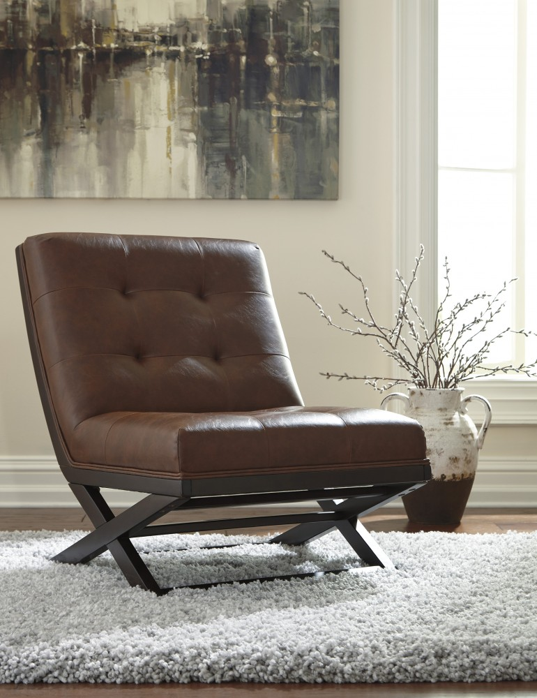 Sidewinder  Brown  Accent Chair  A3000031  Living Room