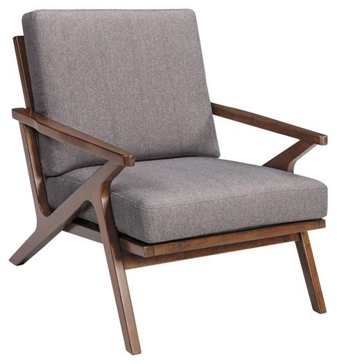 brown accent chairs large bean bag cheap wavecove chair a3000032 dunlop family