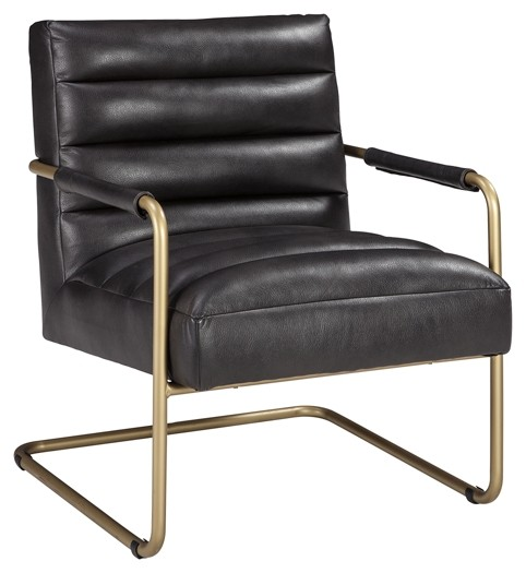 Black Accent Chairs Hackley Black Accent Chair