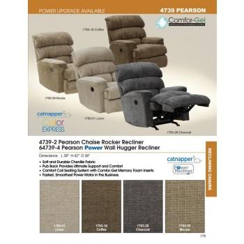 wall hugger recliner chair covers rental vancouver power 647394 guynn furniture