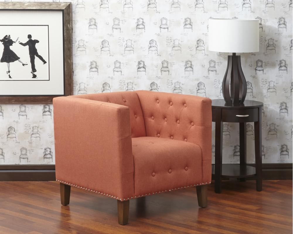 tufted accent chairs bonded leather chair and ottoman zoe mango zoechmango plourde furniture company