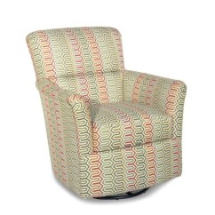 Swivel Chair In Living Room Adirondack Rocking Chairs Uk Craftmaster Furniture Arm
