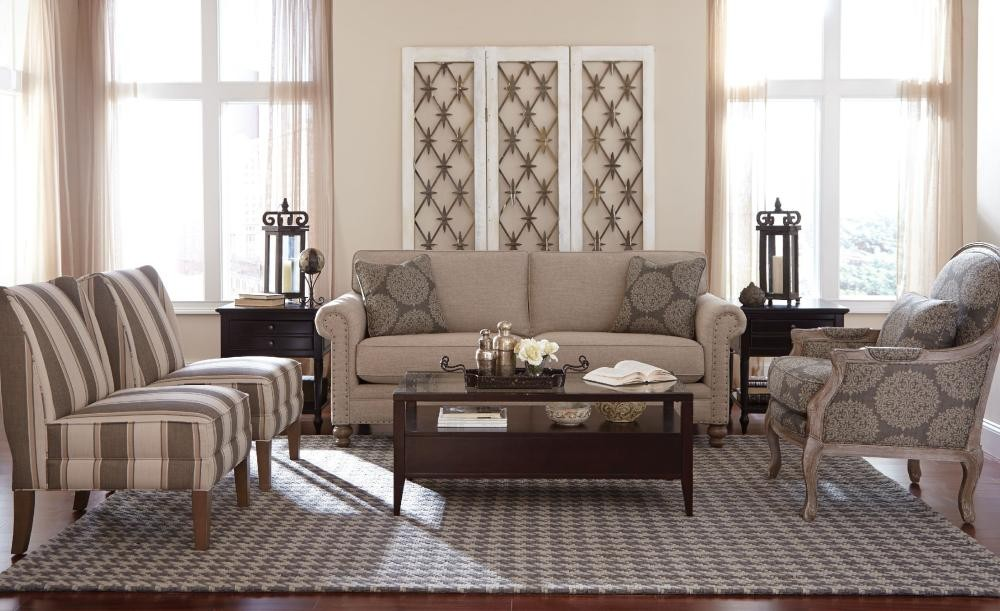 craftmaster living room furniture interior home decorating ideas stationary sofas two cushion 749750 sectional pieces abe krasne furnishings