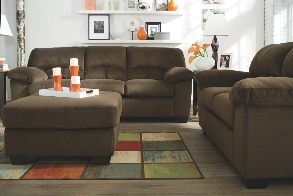 Dailey Chocolate Sofa 9540338 Sofas Price