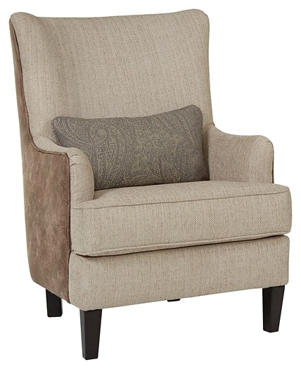 Baxley Jute Accent Chair 4110121 Chairs American