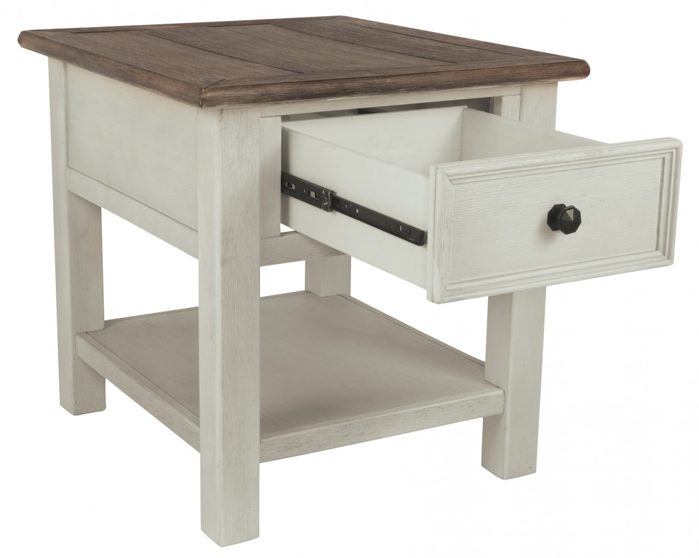 Bolanburg  Twotone  Chair Side End Table  T6377