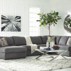 Urban Sofa Gallery Sara 3 2 Seater Bed Grey Jayceon Steel Pc Laf Corner Chaise Sectional 64902 16 34 67