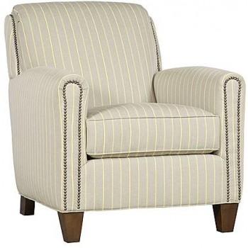 KING HICKORY Austin Fabric Chair Austin Ottoman Not