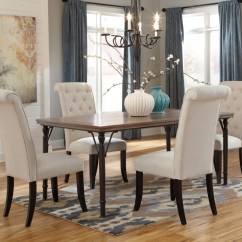 Elegant Dining Room Chairs Adams Mfg Adirondack Chair Tripton Rectangular Table 4 Uph Side D530 01 25 Groups Furniture Crossroads