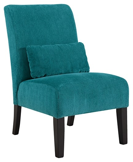 teal accent chair dining room covers cape town annora 6160460 chairs garfield furniture