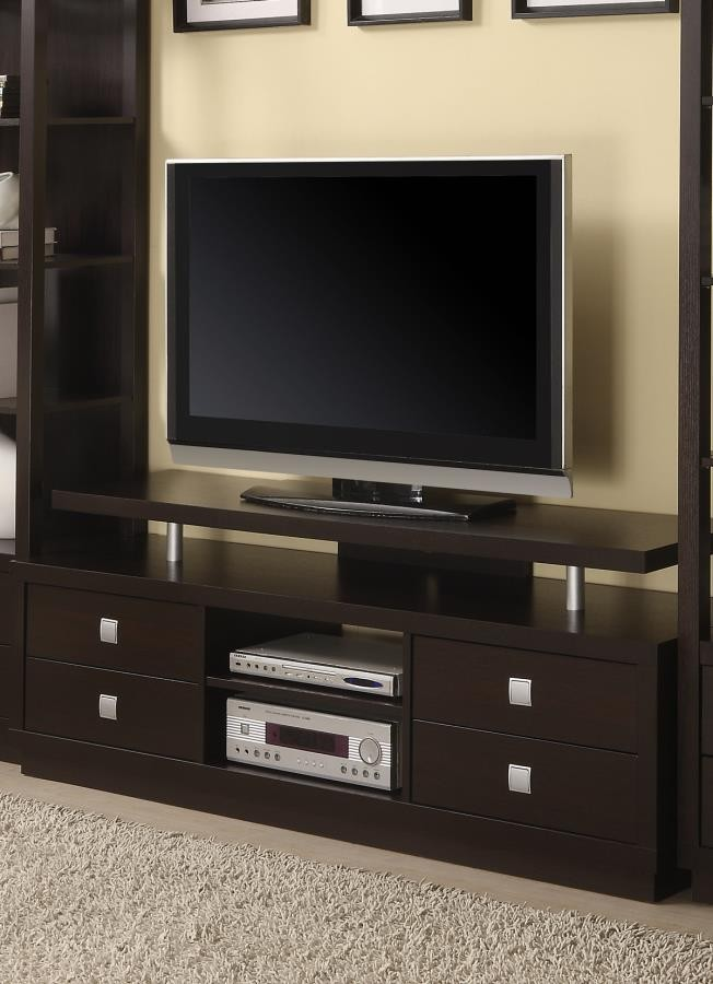 living room tv stand design ideas blue walls consoles console 700696 hubbard hoke