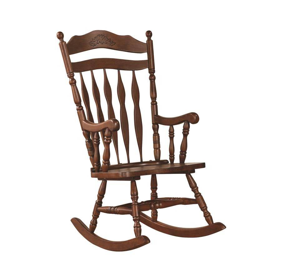 Cheap Rocking Chairs Living Room Rocking Chairs Traditional Medium Brown Rocking Chair