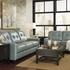 Living Room Loveseat Wall Decoration Ideas O Kean Sky Sofa 59103 38 35 Leather