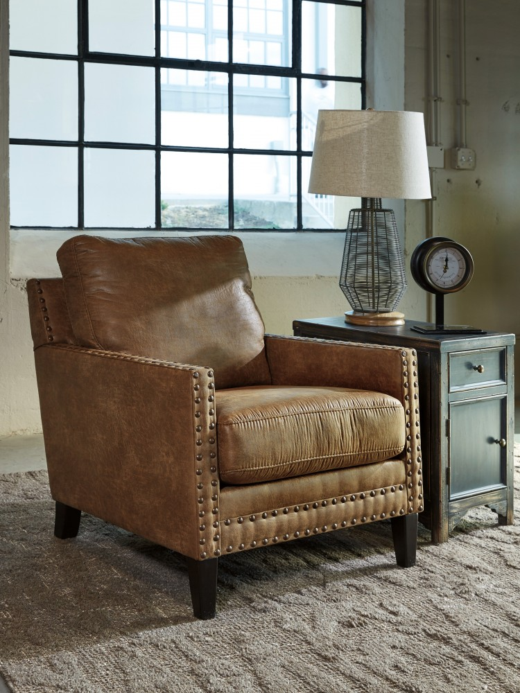 brown accent chairs mid century chair malakoff barley 5170221 home design