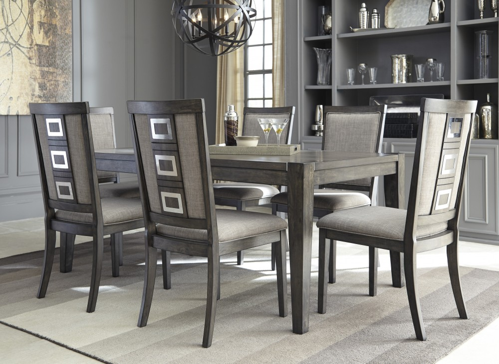 chairs dining table history of chadoni rect 6 uph side d624 35 01