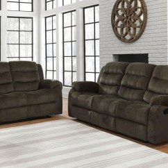 Living Room Waterfall Furniture Wall Decor Above Tv 2pc Sofa Love 601881 S2 Sets Price Busters