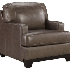 Pewter Chair Tank Derwood 8800320 Leather Chairs Furniture