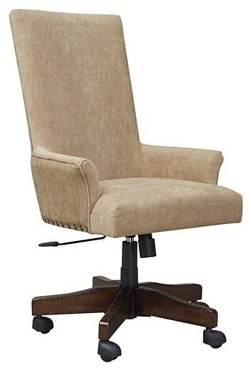 office chair comfort accessories mesh baldridge rustic brown uph swivel desk h675 01a home