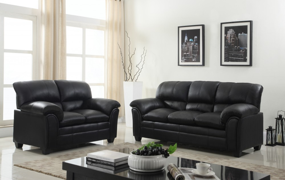living room prices decorating ideas dark brown leather sofa black and love global 6192 sets price busters furniture