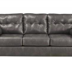 Outlet Sofas Sleeper Sofa Size Mattress Alliston Durablend 2010238 Leather Furniture
