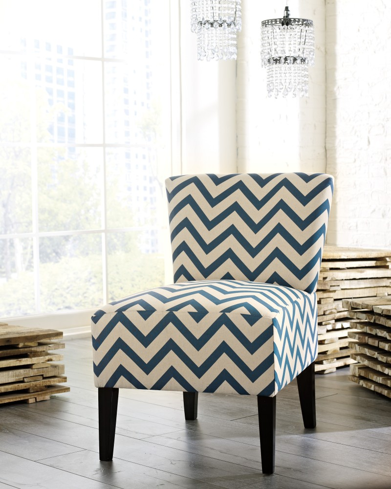 blue pattern accent chair home loft concept ravity 4630260 chairs terrazas furniture