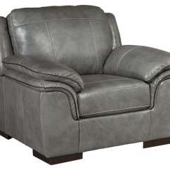 Iron Chair Price Brown Banquet Covers Islebrook 1520220 Leather Chairs Busters Furniture