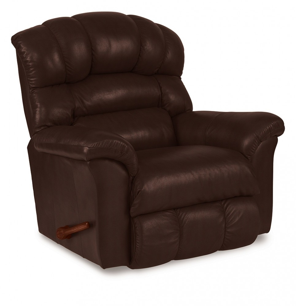 Lazy Boy Sleeper Chair La Z Boy Crandell Recliner 10 433 Le9624 78 Leather Recliners