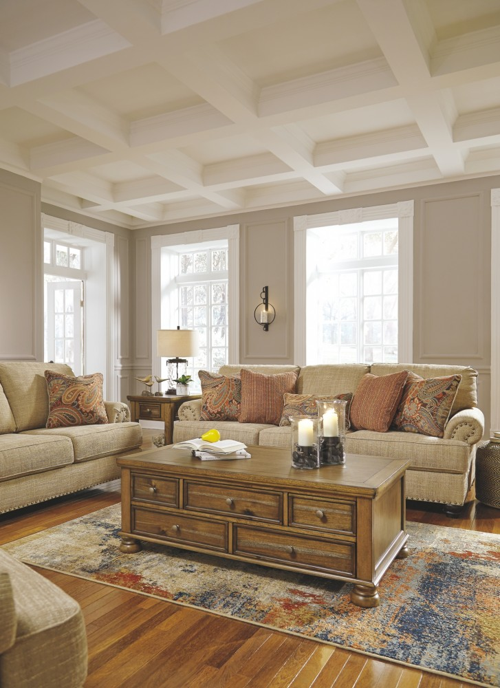 sofa brand ratings leather power reclining candoro - oatmeal | 1180638 sofas economy furniture