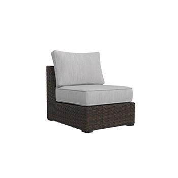 Alta Grande Armless Chair With Cushion P782 846