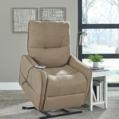 Power Lift Chair Fishing Pontoon Enjoy Latte Recliner 2190212 Recliners Price Busters Furniture