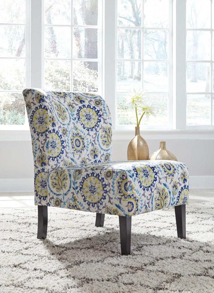 Triptis BlueGreen Accent Chair A3000068 Living