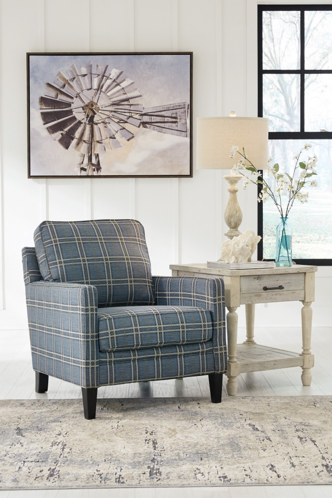 amazon outdoor chair cushions church sanctuary chairs canada traemore - linen accent | 2740321 living room price busters furniture