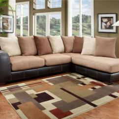 American Furniture Living Room Sectionals What Color To Paint A Small Sea Rider Saddle Sectional 6351 6352