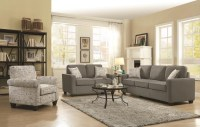 3PC (SOFA + LOVE + CHAIR) | 506261-S3 | Living Room Sets ...