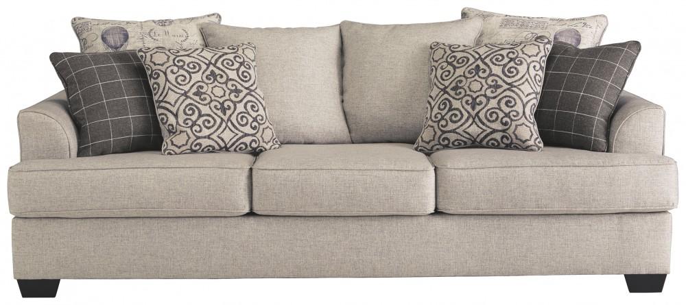 Velletri Pewter Sofa 7960438 Sofas Economy Furniture