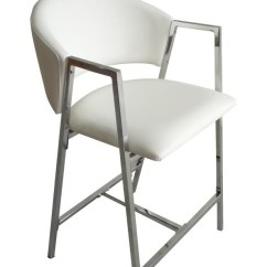 Counter Height Arm Chairs Mid Century Modern For Living Room Stool Pack Of 2 182806 Price