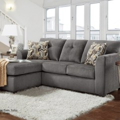 Gray Furniture In Living Room Country Style Sets Kelly Sofa Chaise 3903 119 Sectionals Gr8 And