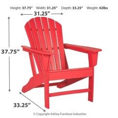 Red Adirondack Chairs Skeleton Sitting In A Chair Sundown Treasure P013 898 Outdoor