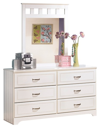 Lulu Dresser And Mirror B102B3 21 26 Dresser Amp Mirror