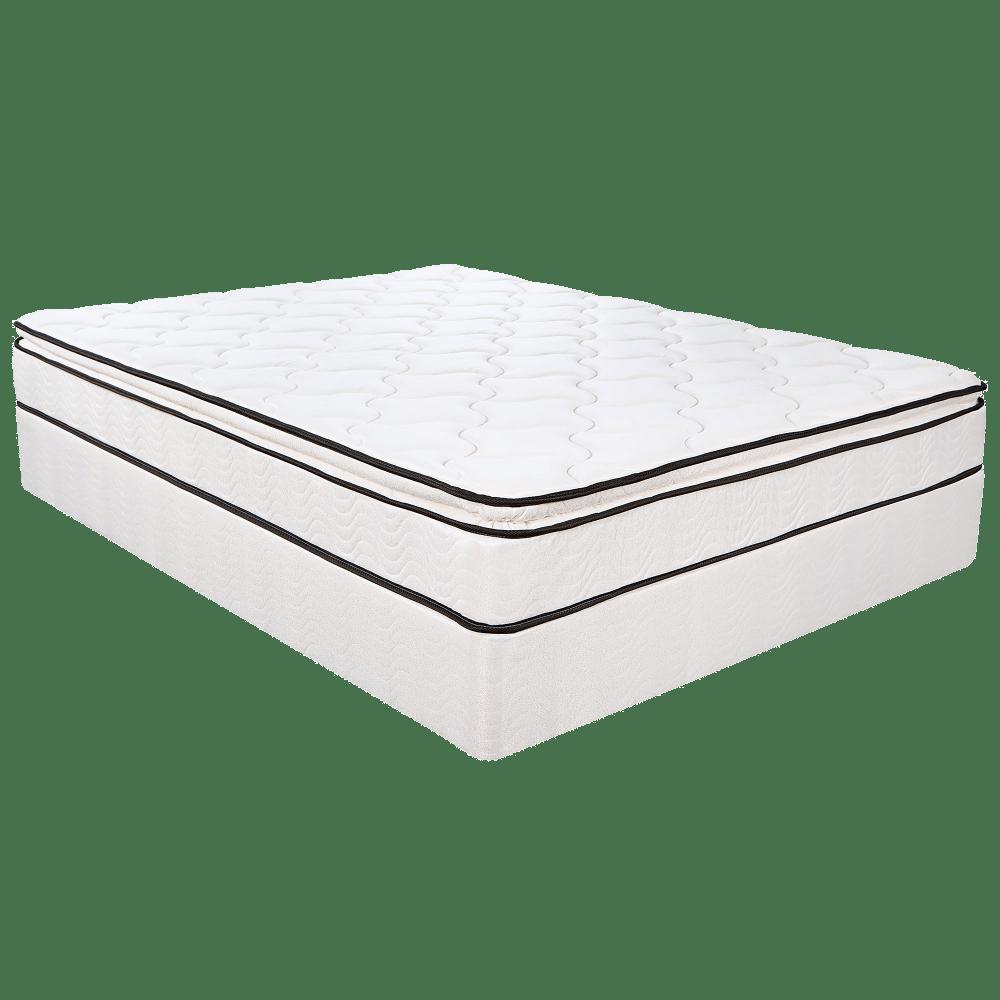 assure pillow top king mattress
