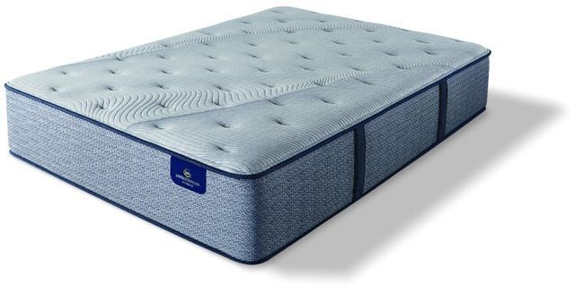 serta perfect sleeper hybrid everland pillow top plush mattress