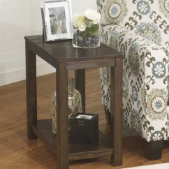 Chair Side Tables With Storage Pet Covers For Recliners Gratoit Upholstered End Table T660 7