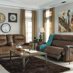 Living Room Reclining Sofas Wallpaper Ideas For Uk Austere Brown 2 Seat Sofa Dbl Rec Loveseat W Console