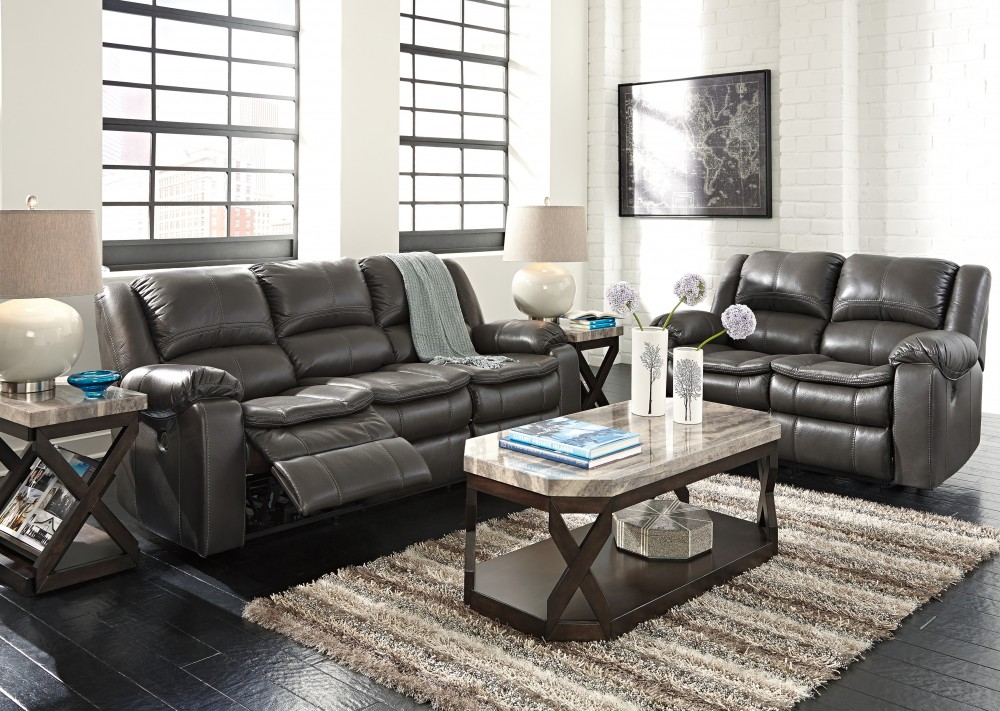 living room reclining sofas low cost design ideas long knight grey sofa loveseat 88906 88 86 groups railway freight furniture