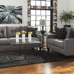 Living Room Loveseat Photos Of Colour Schemes Brindon Charcoal Sofa 53901 38 35