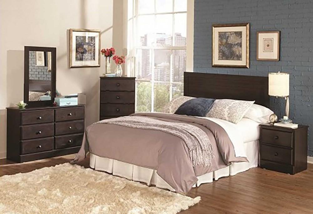 3 piece bedroom set full