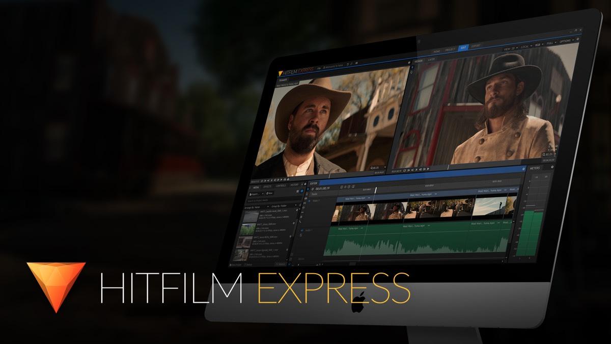 HitFilm Express Free editing  VFX software  hitfilmcom