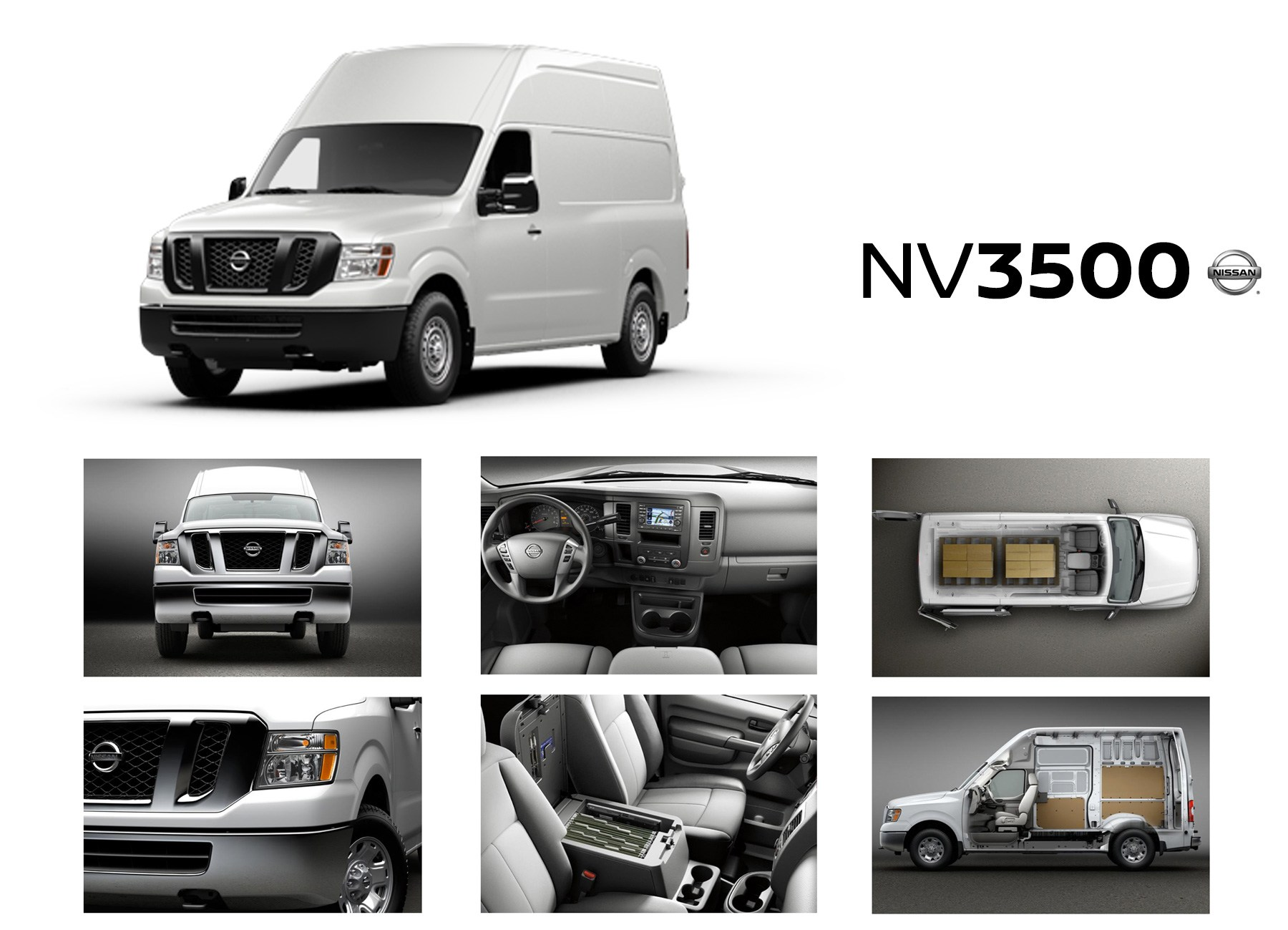 hight resolution of nissan nv 3500